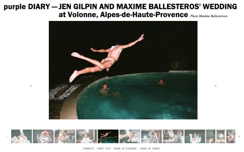 purple DIARY   JEN GILPIN AND MAXIME BALLESTEROS  WEDDING at Volonne  Alpes de Haute Provence